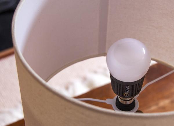 Bec inteligent LED Bluetooth 8