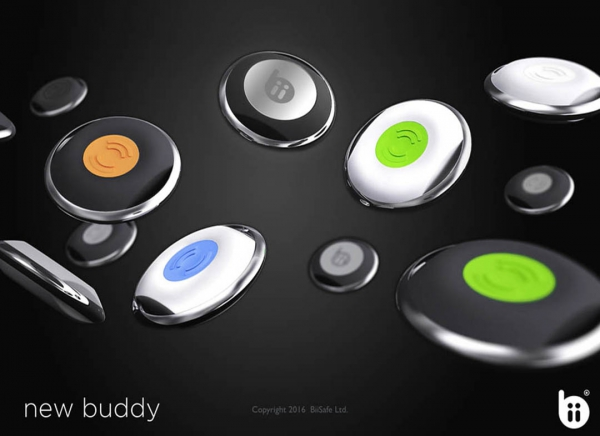 BiiSafe Buddy - Generatia 2