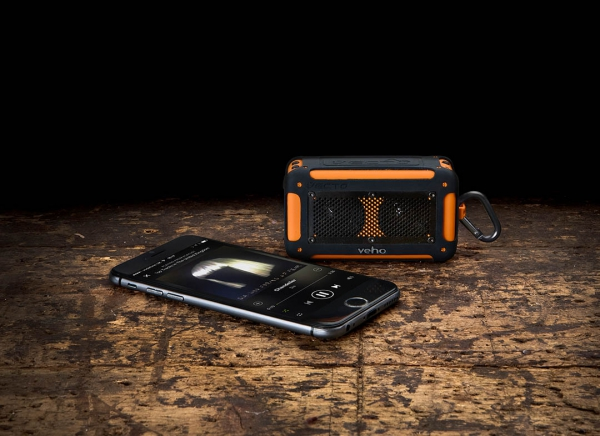 Boxa portabila wireless Veho waterproof 4