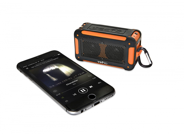 Boxa portabila wireless Veho waterproof 1