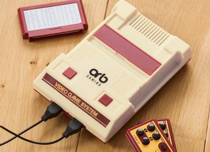 Consola de jocuri retro 1