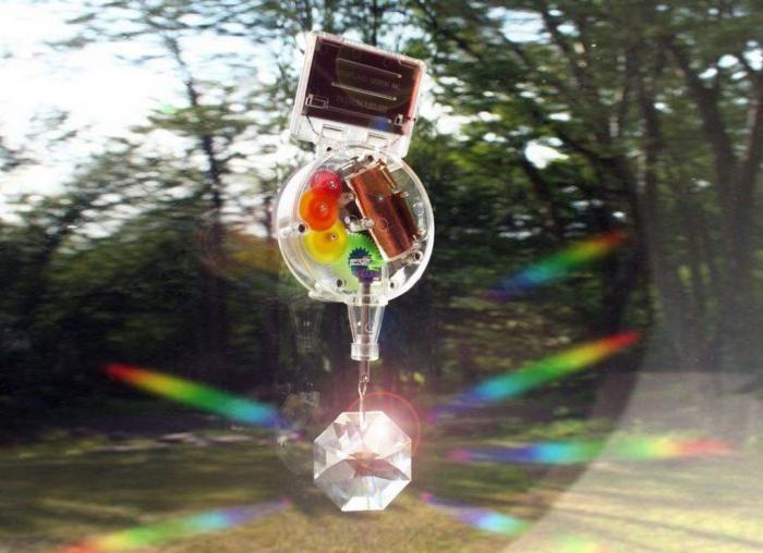 Generator de Curcubeu cu Cristal Swarovski 2