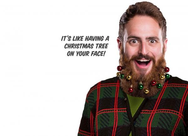 Globuri pentru impodobit barba 1