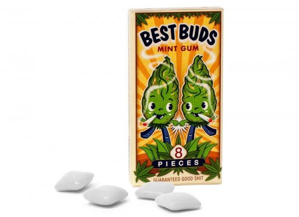 Guma de mestecat BEST BUDS