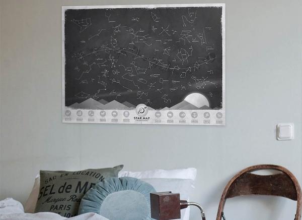 Harta de stele 1