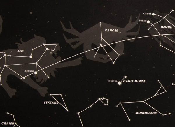 Harta de stele 4