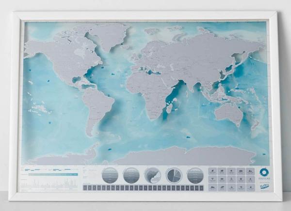 Harta razuibila editia Oceane 2