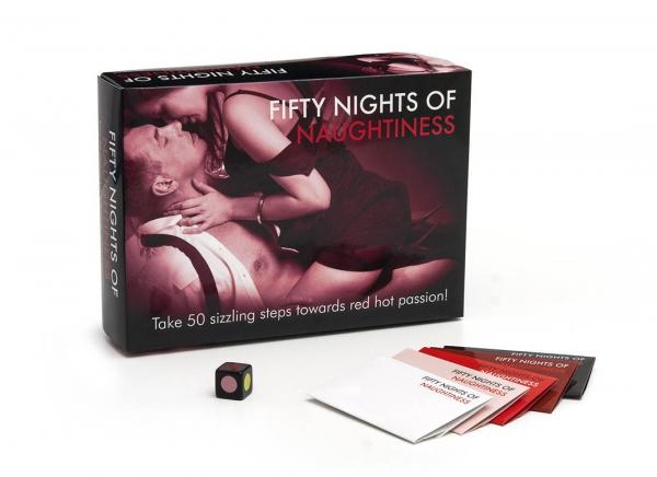 Joc erotic Fifty Nights of Naughtiness 2