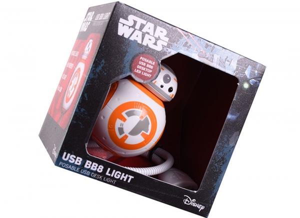 Lampa USB BB8