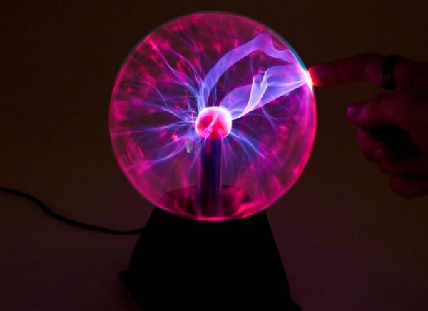 Lampa Minge cu Plasma 8