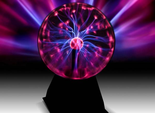 Lampa Minge cu Plasma 1