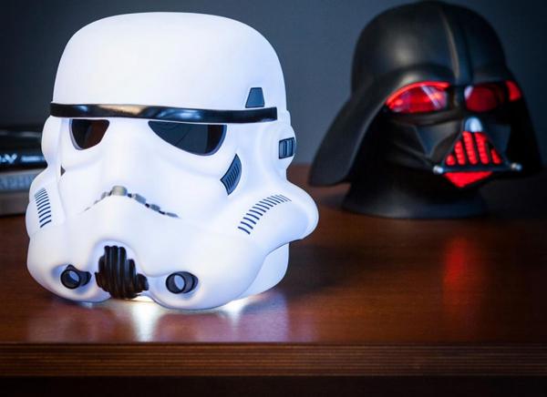 Lampa Stormtrooper 3D