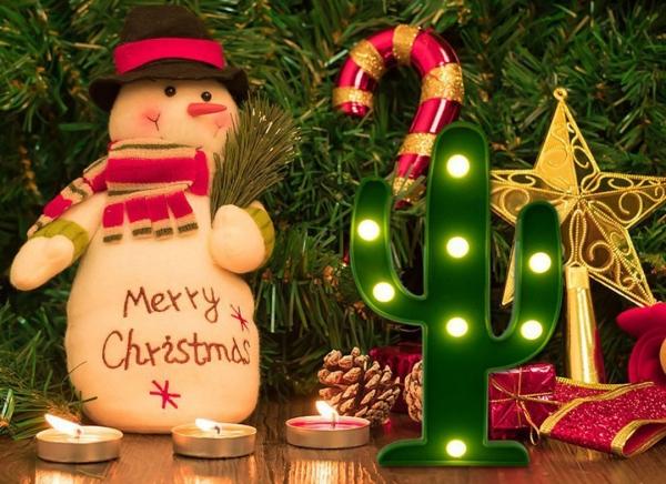 Lampa de Veghe LED Cactus