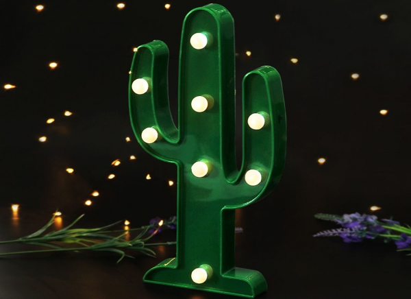 Lampa de Veghe LED Cactus 9