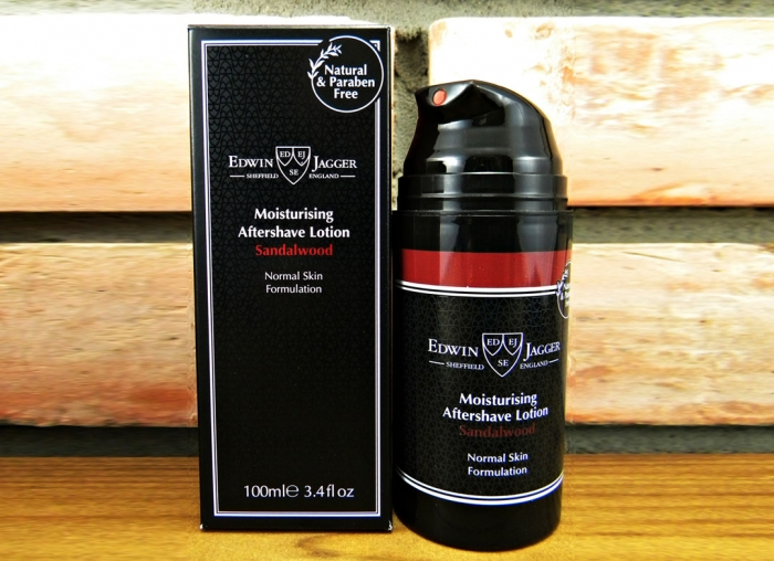 Lotiune aftershave Sandalwood 100ml, Edwin Jagger
