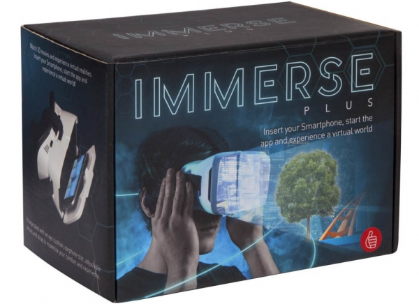 Ochelari virtuali Immerse Plus 2