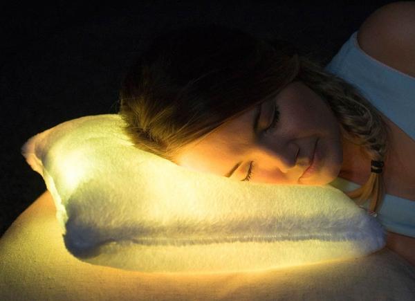 Perna Moonlight Cushion cu telecomanda 0