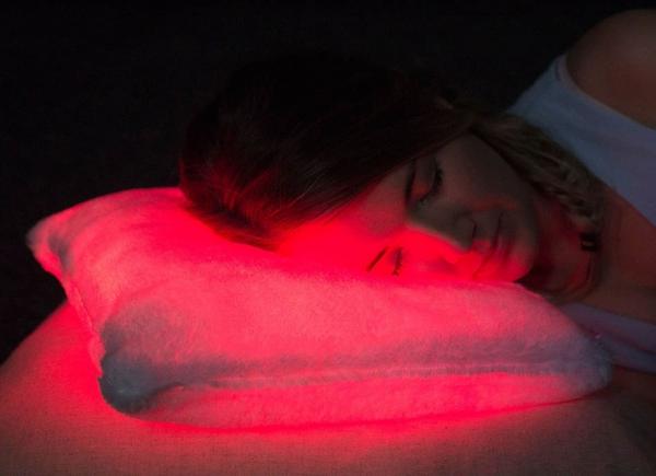 Perna Moonlight Cushion cu telecomanda 2