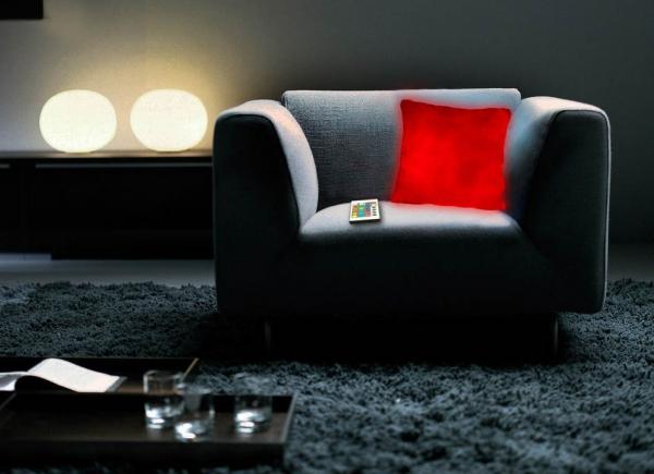 Perna Moonlight Cushion cu telecomanda 1