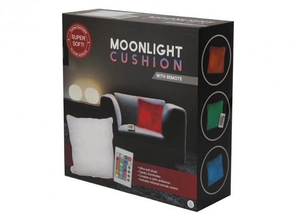 Perna Moonlight Cushion cu telecomanda 7