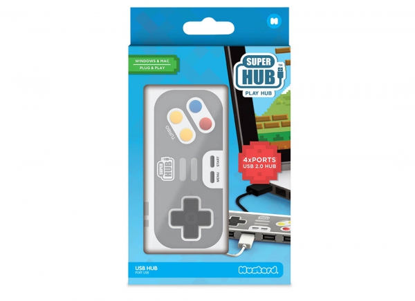 Port USB Multiplu Super Hub