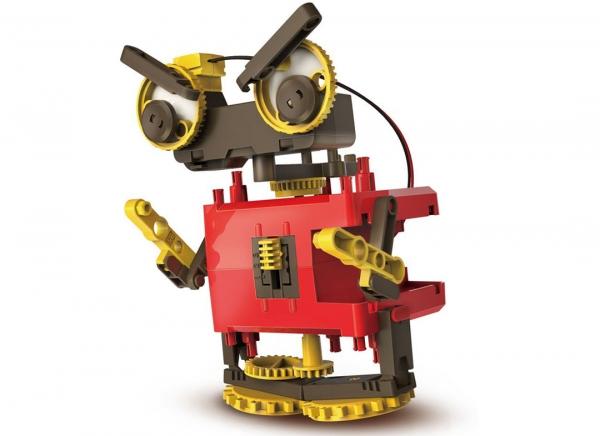 Robot educational motorizat 4 in 1 0