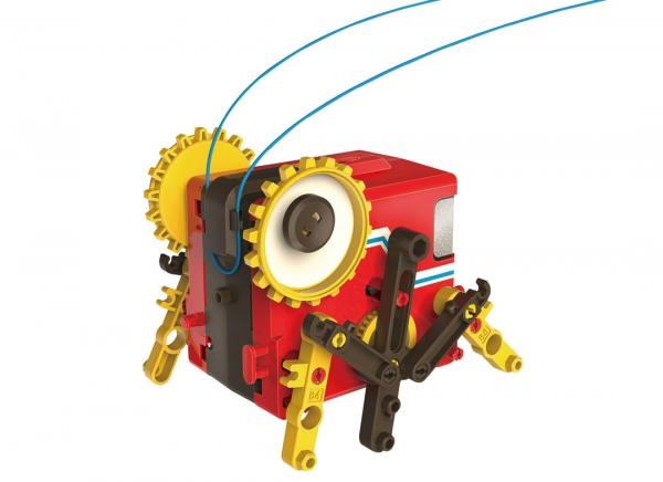 Robot educational motorizat 4 in 1 1