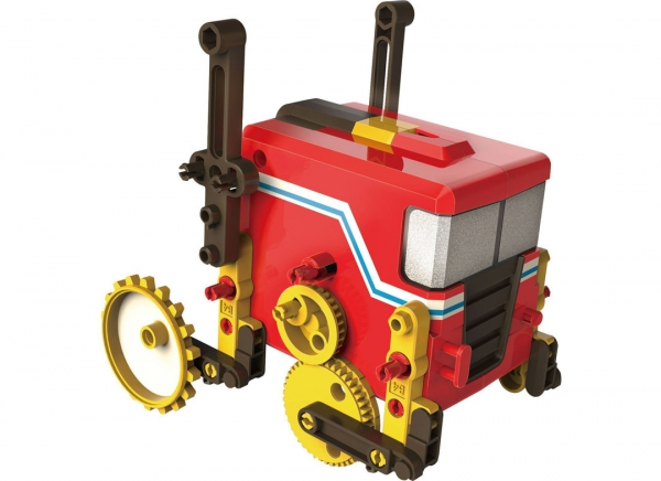 Robot educational motorizat 4 in 1 2