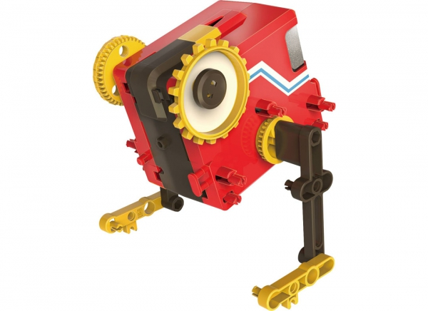 Robot educational motorizat 4 in 1 3