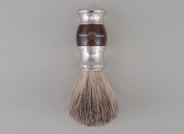 Set cadou barbati pentru barbierit 3 piese Light Horn Mach3, Edwin Jagger 2