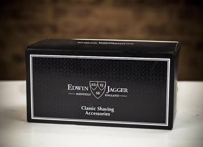 Set cadou de calatorie cu Aparat de Ras si Pamatuf pentru Barbierit Edwin Jagger 11