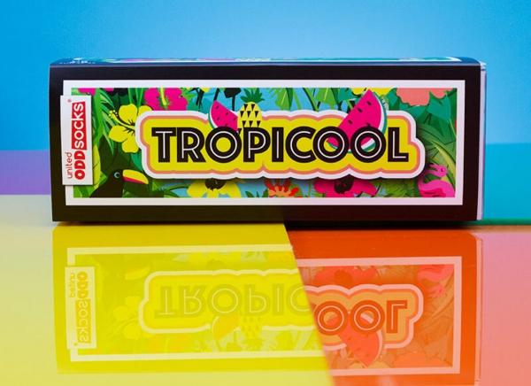 Set 6 Sosete cu Design Tropical 9