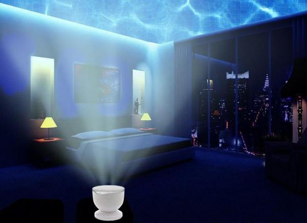 Speaker Ocean Projector 2