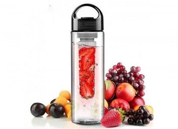 Sticla de apa cu infuzor de fructe 4
