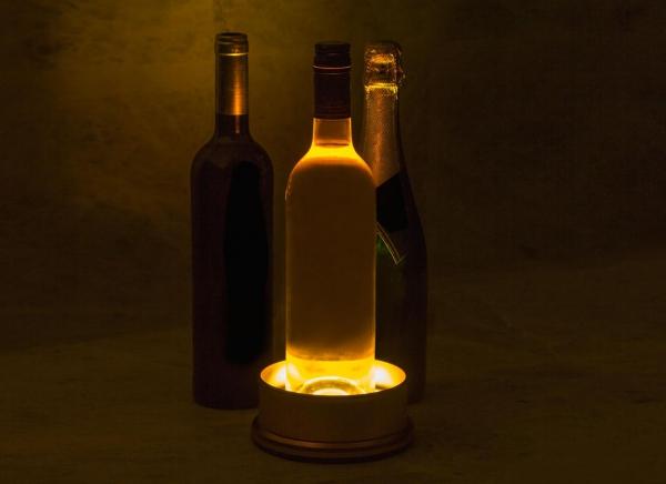 Suport pentru sticla iluminator 0