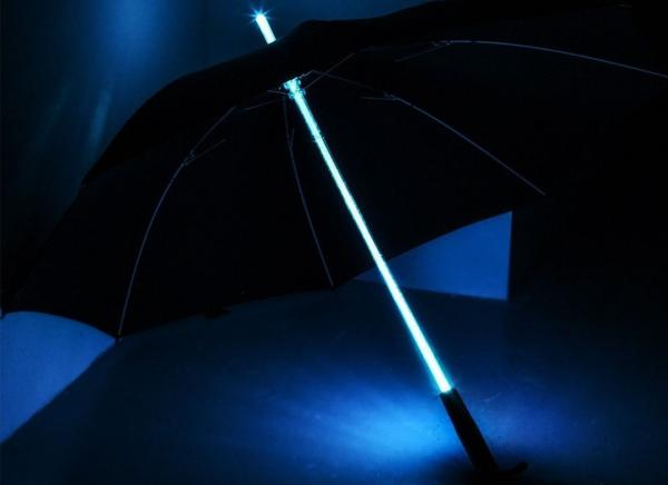 Umbrela cu LED 5