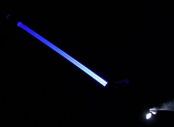 Umbrela cu LED 4