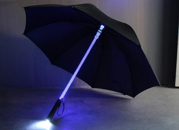 Umbrela cu LED 3