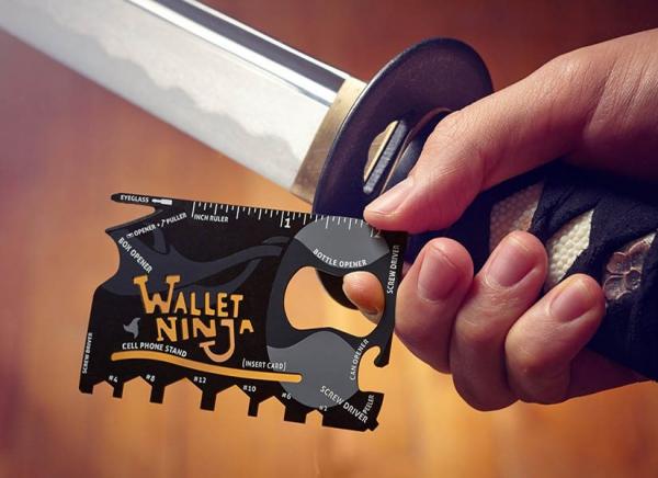 Unealta Wallet Ninja 2