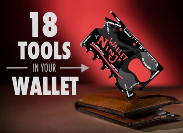 Unealta Wallet Ninja 0