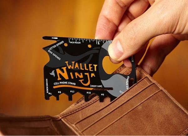 Unealta Wallet Ninja 8