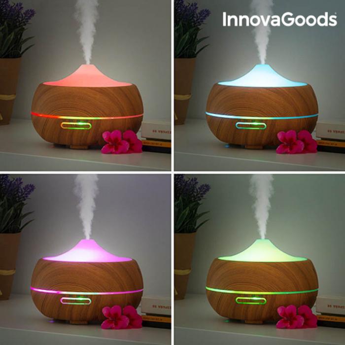 Vaporizator uleiuri esentiale cu 15 moduri iluminare 5