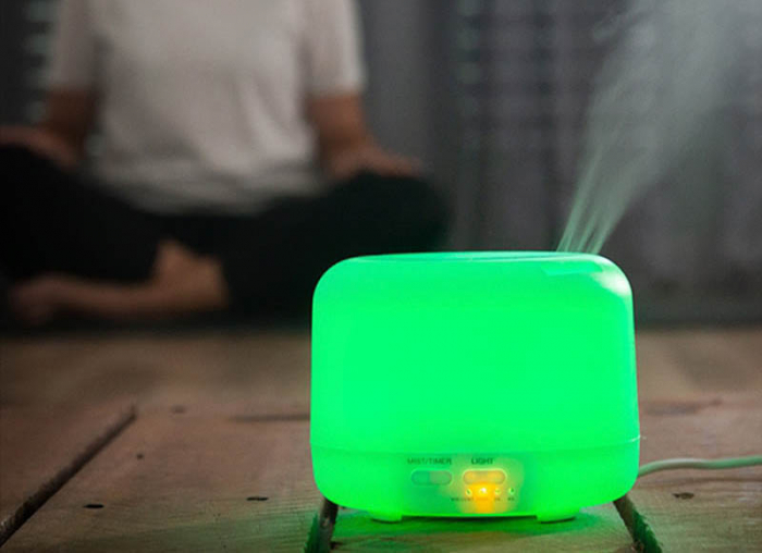 Aparat aromaterapie cu fantezie, multi nuante 0