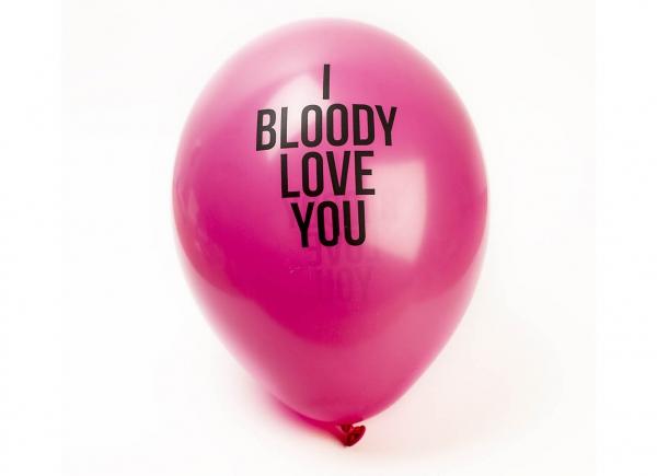 Baloane de iubire