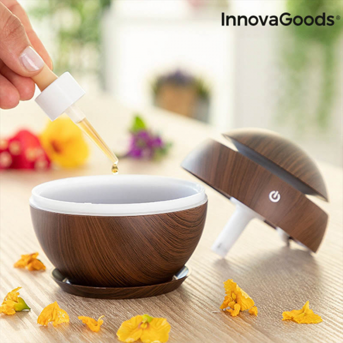 Difuzor uleiuri esentiale pentru aromaterapie 6