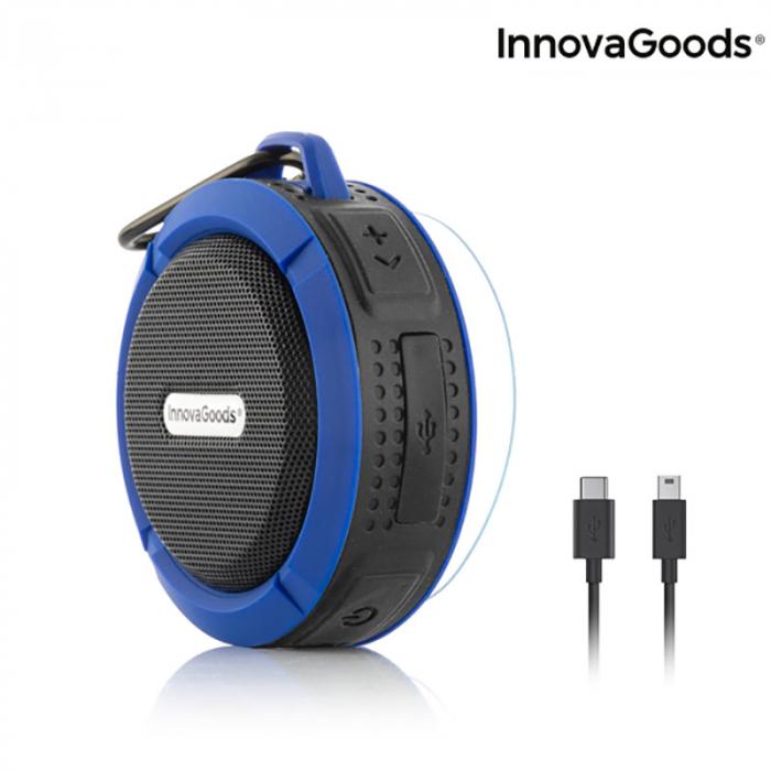 Boxa Bluetooth rezistenta la apa 11