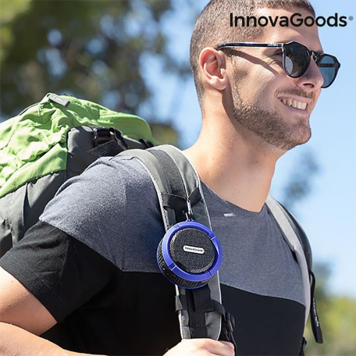 Boxa Bluetooth rezistenta la apa 6