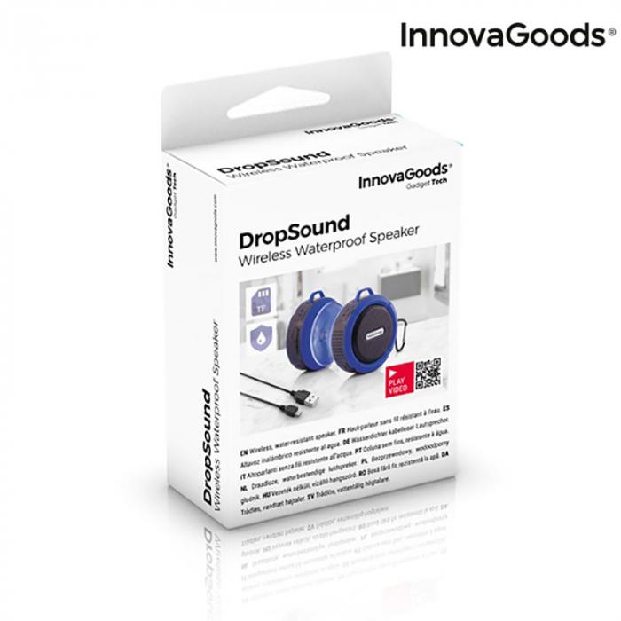 Boxa Bluetooth rezistenta la apa 12