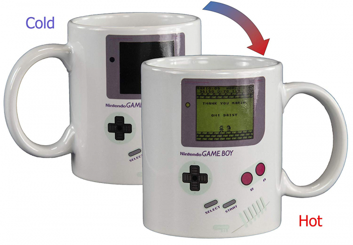 Cana termosensibila Game Boy 5