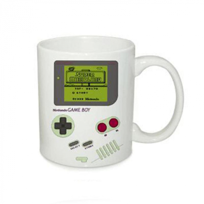 Cana termosensibila Game Boy 4
